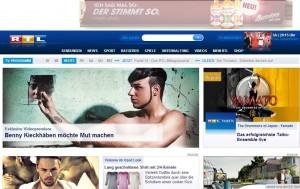 Videopremiere RTL.de